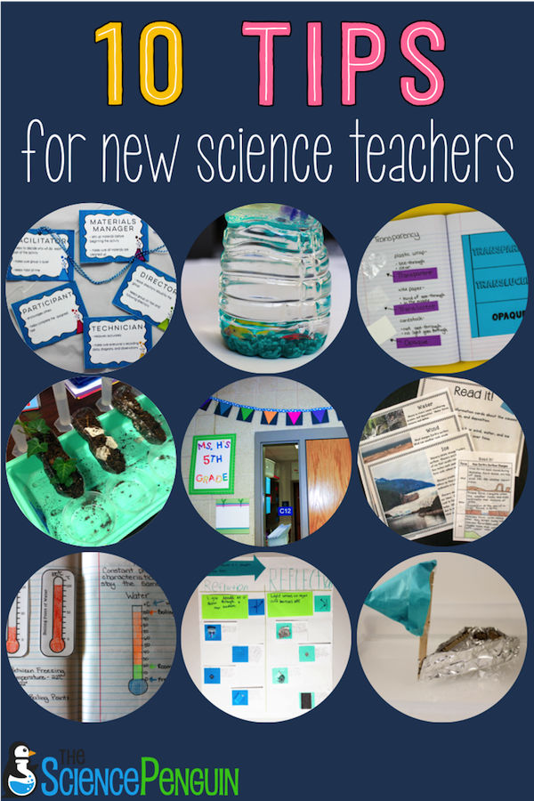science teacher education journal