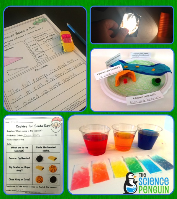 kinder science projects Learn about science and play games with your favorite pbs kids characters like sid the science kid, dinosaur train and the cat in the hat  science, experiments.
