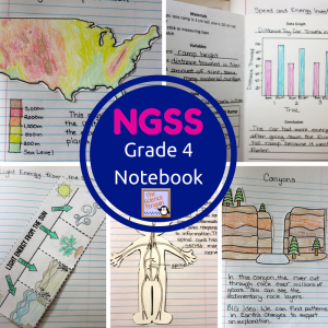 4th Grade NGSS Interactive Science Notebook — The Science