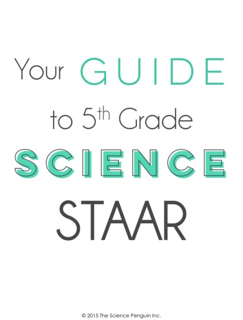Be Ready for 5th Grade Science STAAR