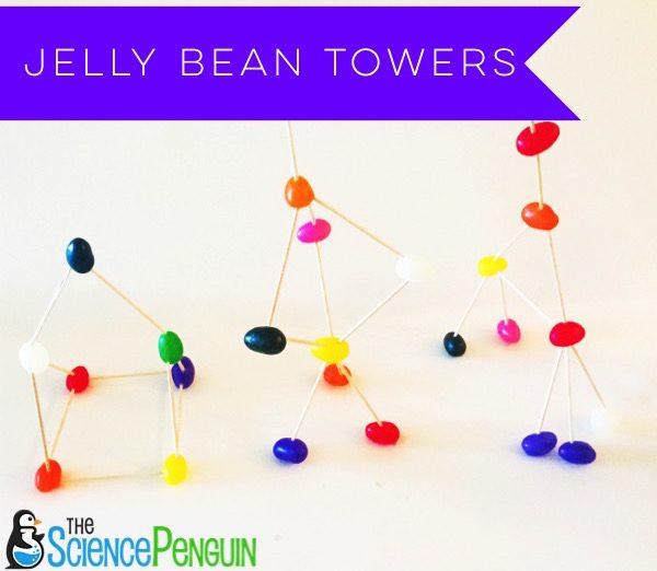Jelly Bean Science Ideas